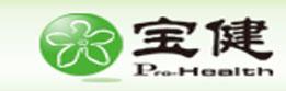 宝健logo