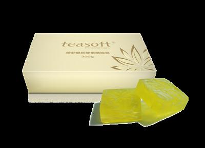 缔舒健肤酵素精油皂