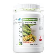 纽崔莱多种植物蛋白粉(770g)