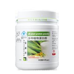 多种植物蛋白粉 (400克)