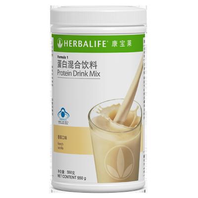 蛋白混合饮料-香草口味
